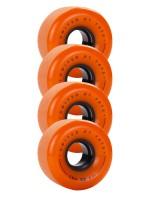 Ruedas Globe Bruiser Orange Black Black 58mm