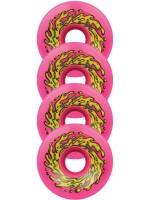 Ruedas Santa Cruz Slime Balls OG Slime Pink 78A 66mm