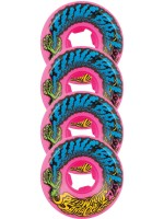 Ruedas Santa Cruz Slime Balls Vomit Mini Neon Pink 97A 54mm