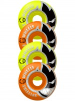Ruedas Spitfire Bighead Mashups Orange Yellow 99D 53mm
