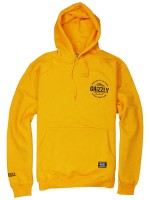 Sudadera Grizzly All Terrain Gold