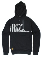 Sudadera Grizzly Canyonlands Pullover Black
