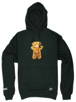 Sudadera Grizzly Childhood Pullover Forest Green