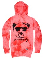 Sudadera Grizzly Coolin Red