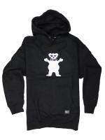 Sudadera Grizzly Fiend Club OG Bear Black