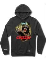 Sudadera Grizzly Hunting Season Black Tie Dye