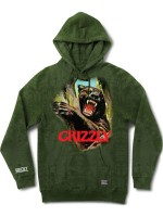 Sudadera Grizzly Hunting Season Forrest Tie Dye