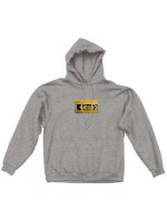 Sudadera Skate Mental Vhs Heather Grey