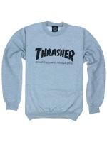 Sudadera Thrasher Skate Mag Crew Grey