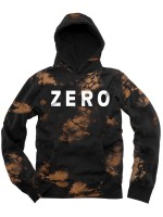 Sudadera Zero Army Bleach Black