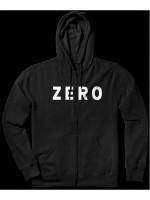 Sudadera Zero Army Zip Black