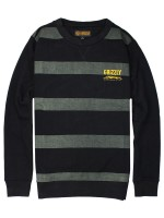Sueter Grizzly Sycamore Crew Black