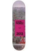 """Tabla Chocolate Inaugural Perez 8.125"""" X 31.625"""""""