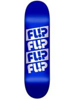 """Tabla Flip Team Odyssey Quattro Blue 8.13"""" X 32"""""""