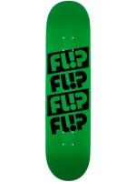 """Tabla Flip Team Odyssey Quattro Green 8"""" X 31.50"""""""