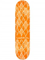 Tabla Krooked Krouded II Orange 8.06""