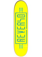 Tabla Reverso Neon Amarillo 8.125""