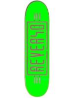 """Tabla Reverso Neon Verde 8.125"""""""