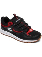 Tenis Dc Kalis Lite Black Athletic Red