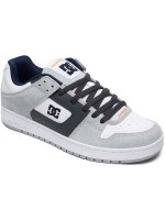 Tenis Dc Manteca Grey White