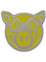 Baleros Pig Wheels Neon Amarillo Abec 5