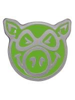 Baleros Pig Wheels Neon Verde Abec 5