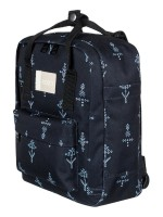 Bolsa Portaviandas Roxy Little Journey Anthracite Simple Azaz