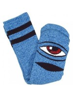 Calcetas Toy Machine Sect Eye Blue Heather