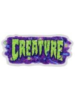 Calcomanía Creature Detox Purple Green 17.7X7.8cm