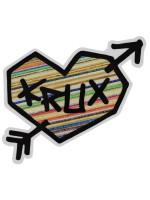Calcomanía Krux True Love 16X11cm