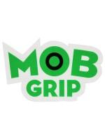 Calcomanía Mob Grip Logo Green Black 4.2X2.8cm