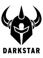 Calcomanía Darkstar Lockup Black 9.5cm X10cm
