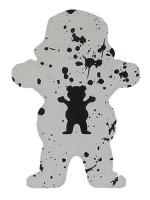 Calcomanía Grizzly Boo Splatter 12.9X9.2cm