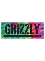 Calcomanía Grizzly Reverse Tye Dye 20X7.6cm