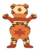 Calcomanía Grizzly Xl Bear Native 12.7X10cm