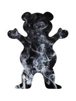 Calcomanía Grizzly Xl Bear Smoke 12.7X10cm