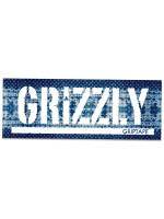 Calcomanía Grizzly Xl Open Water Stamp Blue 20.3cm X 7.6cm