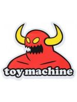 Calcomania Toy Machine Monster 13.2x10.2cm