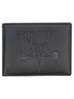 Cartera Thrasher Skategoat Black