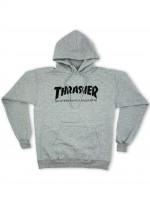 Sudadera Thrasher Skate Mag Grey