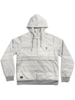 Chamarra Grizzly Woodlands Light Grey