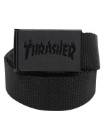 Cinturón Thrasher Flame Web Black