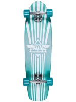 """Cruiser Dusters Keen Fade Turquoise 31"""""""
