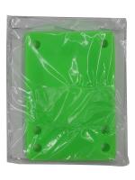 """Elevadores Códice Verde Neon 1/8"""""""