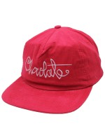 Gorra Chocolate Script Cord Red