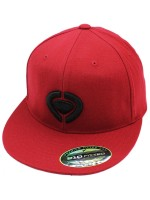 Gorra Circa Icon 210 Fitted Red Black