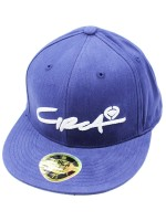 Gorra Circa Select Script Fitted Midnight Blue