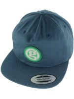 Gorra Girl Circle G 5 Panel Strap Back Dark Denim