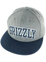 Gorra Grizzly Top Team Heather Navy