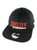 Gorra Grizzly X Adventure Time Grizzly Time New Era Black